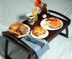 Resultado de imagen para breakfast in bed