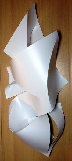 New wall mounted series by Eddie Robert sculpture eddierobertssculpture.com