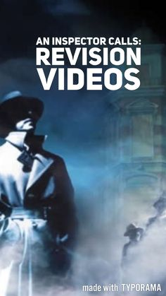Blog post containing revision videos for An Inspector Calls. || Ideas and inspiration for teaching GCSE English || www.gcse-english.com ||