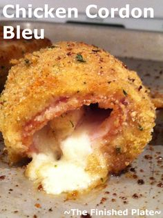 chicken cordon bleu- making this for our anniversary dinner:)