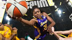Forward Nneka Ogwumike will do whatever her team asks -- and needs -- as the Sparks look to challenge the likes of Minnesota and Phoenix for supremacy in the WNBA this season.