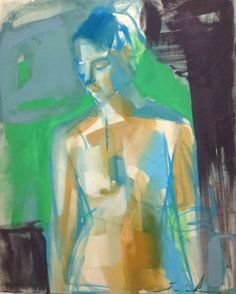 Figure Study LXXVI by Teil Duncan. Great Charleston artist to check out per Open Door Charleston