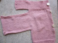 Ravelry: thecatsmom's Side Button Dog Sweater