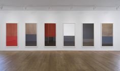 Callum Innes: Works on Paper 2989 - 2012