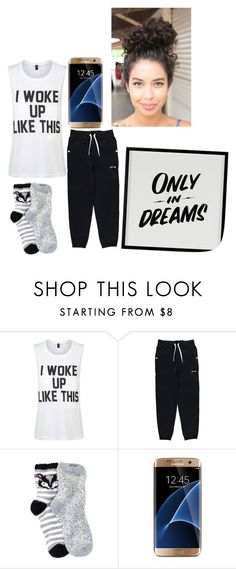 """""""jus me, my self nd i"""" by ashleynicole22 on Polyvore featuring Private Party, Money, Free Press, Samsung and Baron Von Fancy"""