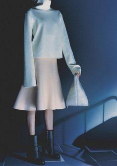 "opaqueglitter:  ""10 Essentials"" By Yasutomo Ebisu For Elle Japan September 2013."