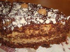 """Шоколадный торт """"крем- карамельз"""" - Простые рецепты Овкусе.ру"""