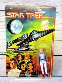 Vintage Star Trek Fully Poseable Action Figure Ilia 1979 91200/4 New In Box #Mego #Vintage #Action #Figure #Ilia #1979 #Star #Trek #StarTrek
