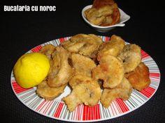 Ciuperci pane - Bucataria cu noroc Noroc, French Toast, Breakfast, Simple, Morning Coffee