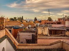 Discover Ryad Dyor, considered to be a top boutique riad in Marrakech. Ryad Dyor is a magical gem of tranquility amidst the hustle and bustle of the city. Riad Marrakech, Holiday Travel, Rooftop, Morocco, Paris Skyline, Terrace, Spa, Boutique, Mansions