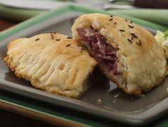 Recipe: Corned Beef Biscuit Sandwiches, via Flickr.