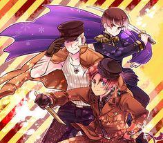 2P!Axis Powers