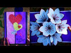 Beautiful Handmade Valentine Card  Beautiful Love Card  Princy