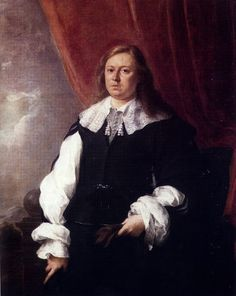 Portrait of Josua Van Belle c.1670 Bartolomé E. Murillo Dublin National Gallery of Ireland