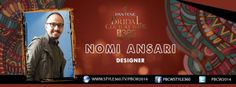 His inspiration is the post-partition era, the cultural heritage influence that has its impact on our sense of dressing and style to this day #PBCW2014   For live updates tune in to: http://style360.tv/pbcw2014/live.html