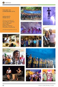 The Best of Corroboree 2014. SIBW Issue#3.
