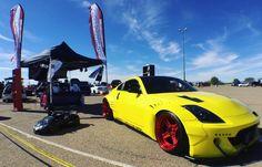 Repost via Instagram: The setup yesterday   #cars | #car | #ride | #streetstandard | #Haugenracing | #driver| #sportscar | #vehicle | #vehicles | #street | #road | #drift | #drifting | #sportscars | #exotic | #exoticcar | #exoticcars | #speed | #tire | #tires | #spoiler | #muffler | #race | #racing | #stancenation | #ifo | #importfaceoff | #350znation | #350z | #nissan by streetstandard