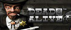 Neuer Beitrag DEAD OR ALIVE hat sich auf CASINO VERGLEICHER veröffentlicht  http://go2l.ink/1HSo  #DeadOrAlive, #DeadOrAliveSlot, #NetEnt, #NetentSlotSpiele, #Slots