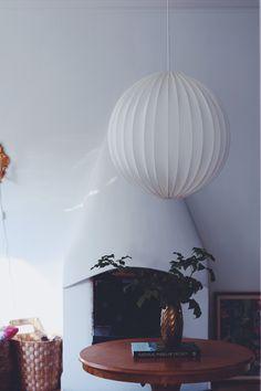 Stor taklampa boll ECO Bambu 60 cm Ceiling Lights, Lighting, Interior, Cotton, Design, Home Decor, Indoor, Homemade Home Decor, Light Fixtures