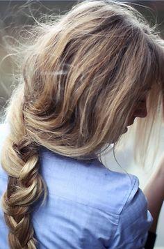 #long #hair #braided