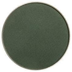 $6 - Enchanted Forest is a deep ivy green with black undertones and a matte finish - Makeup Geek Eyeshadow Pan - Enchanted Forest - Makeup Geek