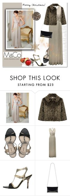 """Christmas loading with M&Co Fashion"" by helenevlacho ❤ liked on Polyvore featuring Shishi"