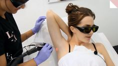 Watch actress Jillian Murray get a laser hair removal treatment at LaserAway. To learn more about laser hair removal visit http://nofuzz.la/20oVdVl