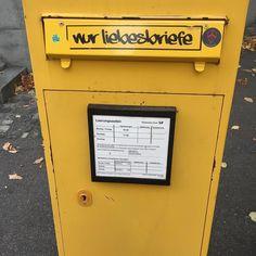 Aus Konstanz darf man nur nette Post versenden  #Lesereise2016 #lesereisesilber by kerstingier