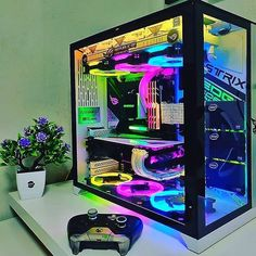 5 Reasons to Kill Your Console and Switch to PC Gaming – Best Gaming Setups – computer Custom Gaming Computer, Custom Computers, Gaming Computer Setup, Best Gaming Setup, Gaming Pc Build, Gaming Pcs, Gaming Room Setup, Pc Setup, Best Gaming Laptop