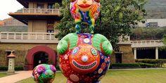 【高雄】旅遊景點推薦-佛陀紀念館 2015 喜氣洋羊