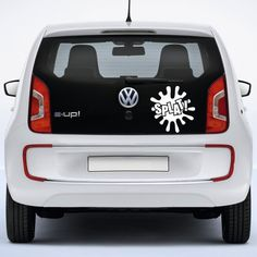 auto sticker • schoen | diversen | Uniquewinkel