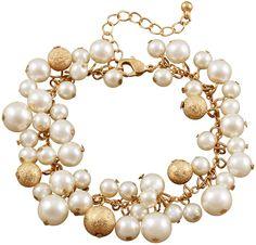 Armband - Diamond Cut - Bijou Brigitte Online-Shop