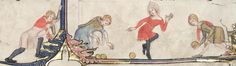Bodleian Library MS. Bodl. 264, The Romance of Alexander in French verse, 1338-44; 63r
