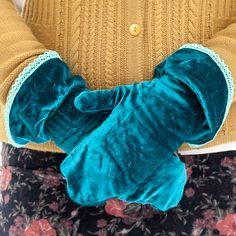 Naisten lapasten ompelukaava | Poutapukimo