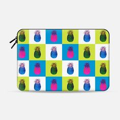 Use code SLEEP to get $6 off for your next purchase. Hurry, 48 hours only! Crazy Colour, Color, Best Laptops, Laptop Bags, Tech Accessories, Casetify, Macbook, Pineapple, Zip Around Wallet