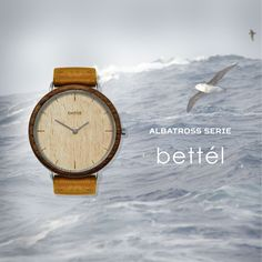 Unique Wooden Watches from Bettél Design. Available on capsunshop. Web Design, Wooden Watch, Creations, Watches, Unique, Wood Watch, Photographs, Wrist Watches, Design Web