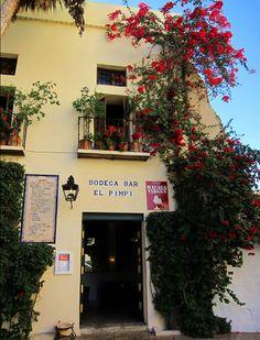 Entrada Calle Alcazabilla