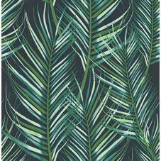 Superfresco Easy Wallpaper Palm Leaves Green