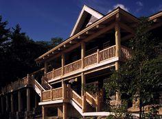 Tamarack log and Timber Homes| » Custom Log Homes