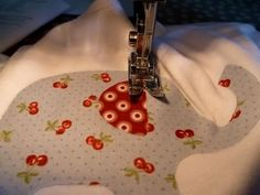 Tons of applique pat