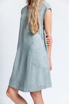 Jocelyn Dress Dusty Sage