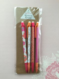 Mechanical Pencils from Target Dollar Spot by CindysPerfectPaper