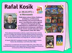 Kosik Rafał ur. 8.10.1971 rok
