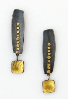ER199 Long Inca earrings - Sydney Lynch