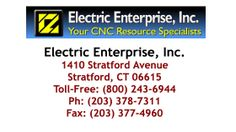 Since 1955 , Electric Enterprise has been an industry leader in motion control products and services. From CNC machines to Servo motor repair, we are committed to helping you find the product and service solutions you need.