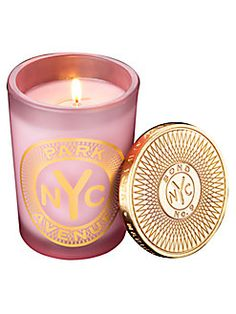 Bond No. 9 New York - Park Avenue Candle  Soft, pretty pink for your valentine
