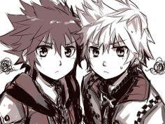Sora & Roxas