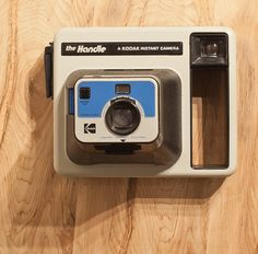 Kodak Polaroid Handle Camera