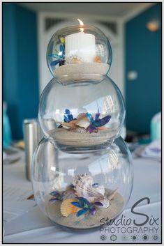 Super Ideas For Wedding Beach Centerpieces Diy Decor diy centerpieces candles Super Ideas For Wedding Beach Centerpieces Diy Decor Seashell Crafts, Beach Crafts, Beach House Decor, Diy Home Decor, Decor Crafts, Beach Centerpieces, Centerpiece Ideas, Beach Centerpiece Wedding, Fish Centerpiece