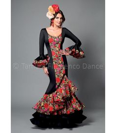 trajes de flamenca 2016 mujer - Aires de Feria - Pasarela